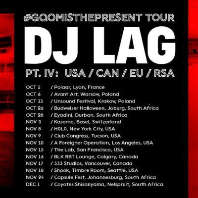 dj lag part 4 tour